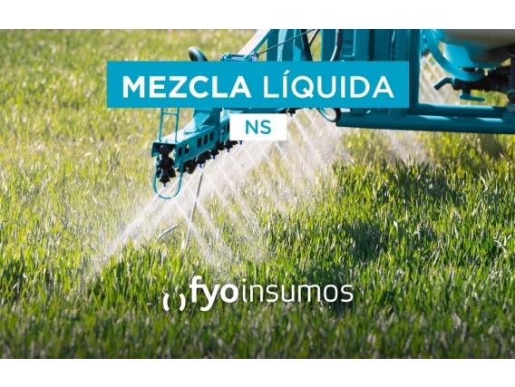 Fertilizante Mezcla Líquida NS