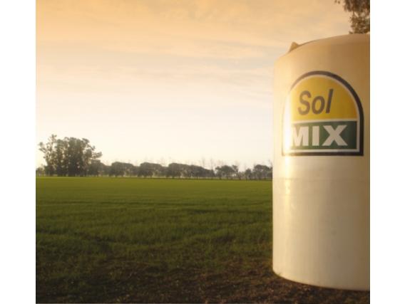 Fertilizante SolMIX (N 28 - S 5,2)