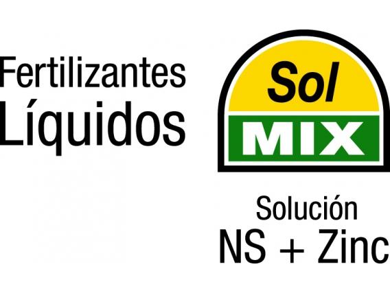 Fertilizante SolMIX Zn (N 27 - S 5 - Zn 0,4)