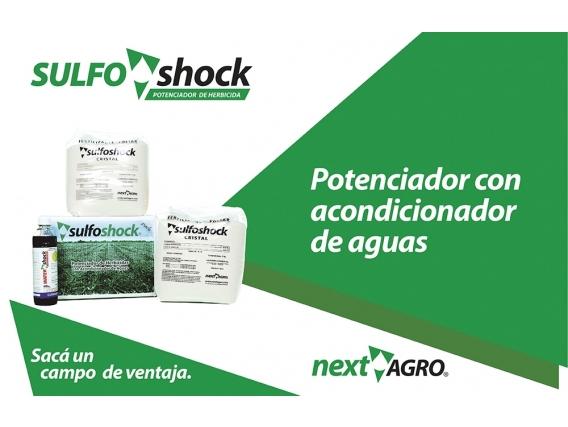 Potenciador De Herbicidas Sulfoshock