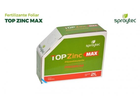 Fertilizante Top Zinc Máx