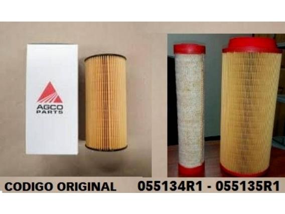 Filtro Aire Mf / Valtra