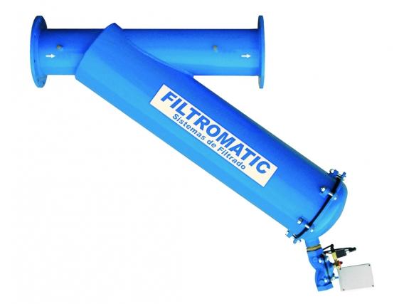 Filtro Centrifugo De Malla Para Pivot