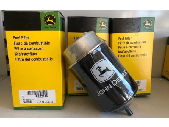 Filtro De Combustible John Deere Re62419