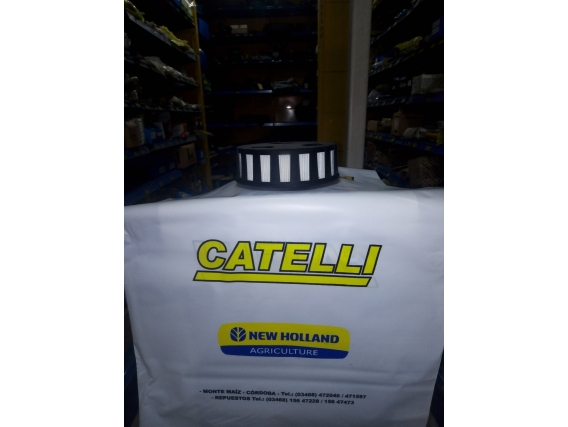 Filtro T8 New Holland, Recuperador De Gases -5801659560