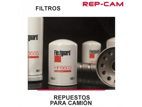 Filtros Aceite, Combustible, Aire. Linea Pesada