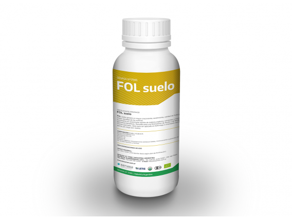 Fertilizante Bloemen Fol Suelo - 1 litro