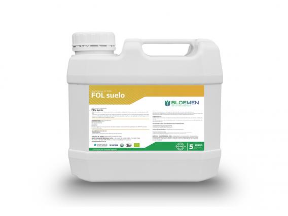Fertilizante Bloemen Fol Suelo - 5 litros