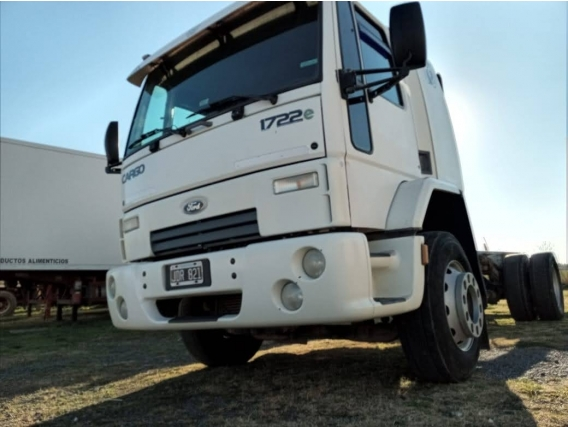 Ford Cargo 17.22 Chasis