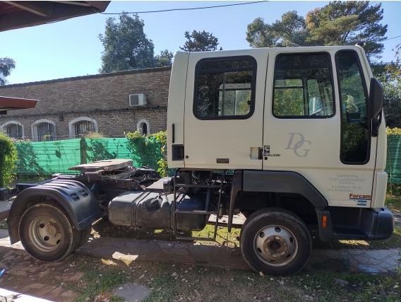 Ford Cargo 712 Tractor De Carretera Doble Cabina