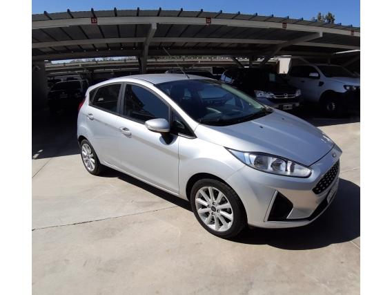 Ford Fiesta Kinetic Design 1.6 5P Se 2018