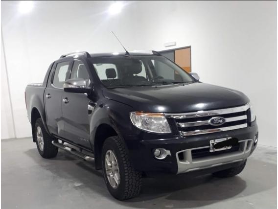 Ford Ranger Limited 3.2 2012