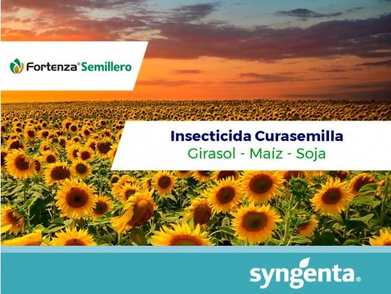 Insecticida - Curasemilla Fortenza ® Semillero