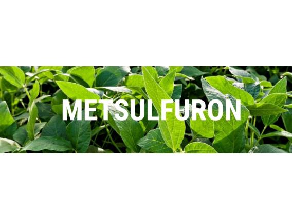 Herbicida Metsulfuron metil