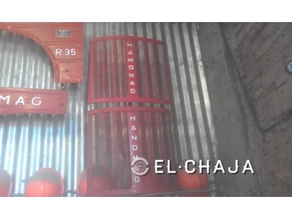 Frente De Tractor Hanomag R40