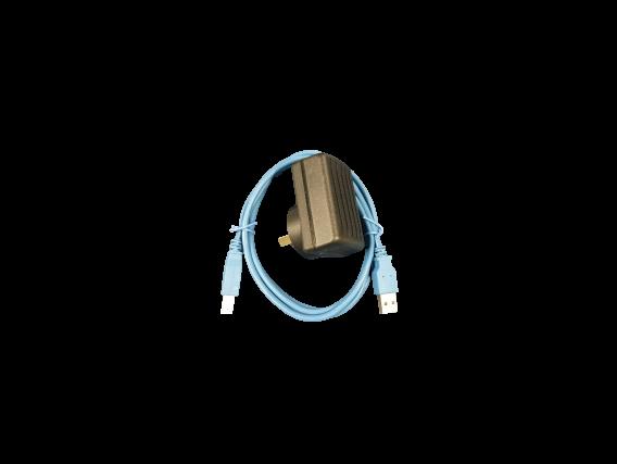 Fuente De Alimentacion Humedimetro 1021 USB/ECO C/ Cable