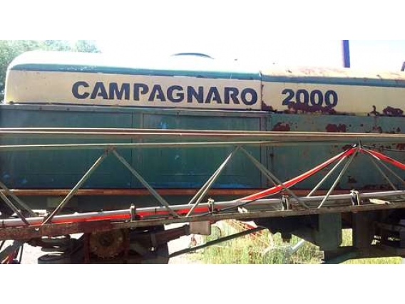Fumigador Campágnaro 2000