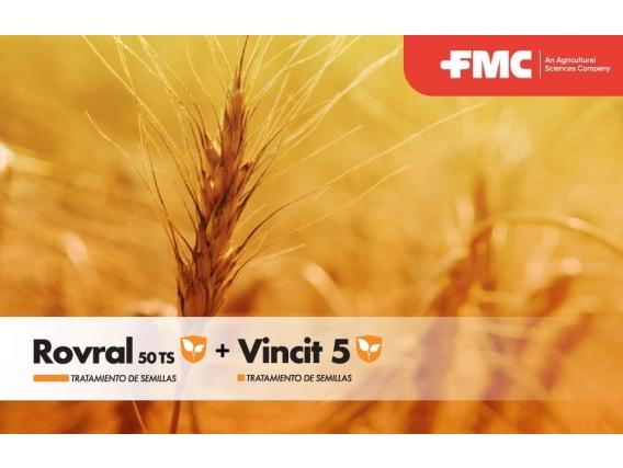 Fungicida Rovral 50Ts + Vincit 5