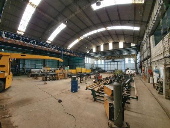 Galpón 2286 M2 - Parque Industrial Alvear