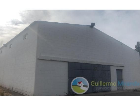 Galpón En Venta-230 M2 -Parque Industrial Norte- S Luis