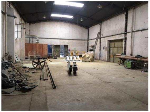 Galpón Industrial. Juan Jose Paso Y Cullen