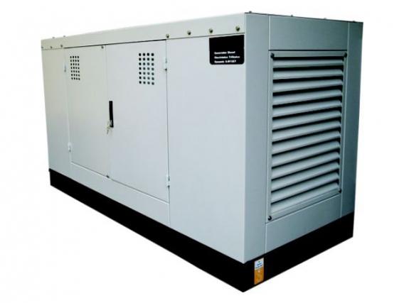 Generador Hanomag Diesel-Silenciado-30 Kw
