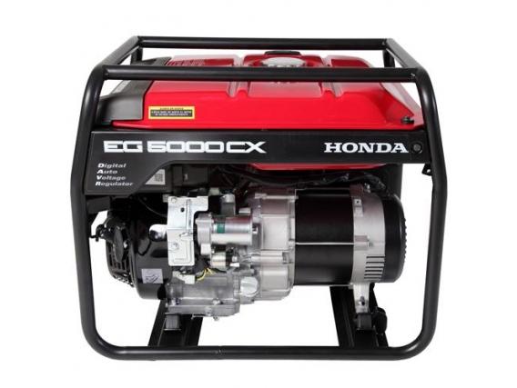 Generador Honda Eg5000Cx Manual 4,5Kva 8,1Hs