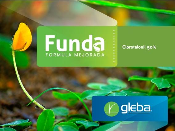 Fungicida Funda Clorotalonil - Gleba