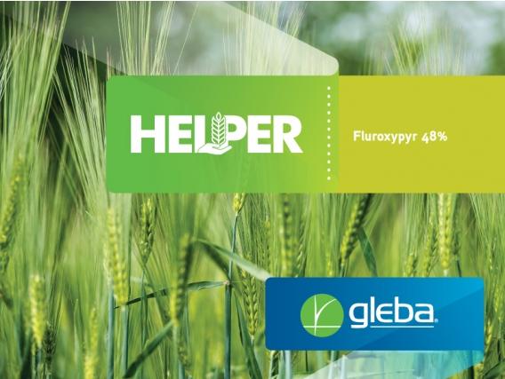 Herbicida Helper Fluroxipir - Gleba