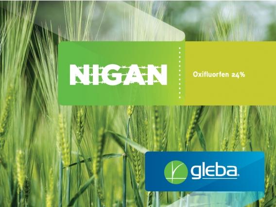 Herbicida Nigan Oxifluorfen - Gleba