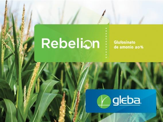 Herbicida Rebelion Glufosinato de amonio - Gleba