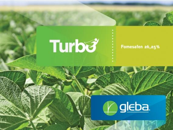 Herbicida Turbo Fomesafen - Gleba