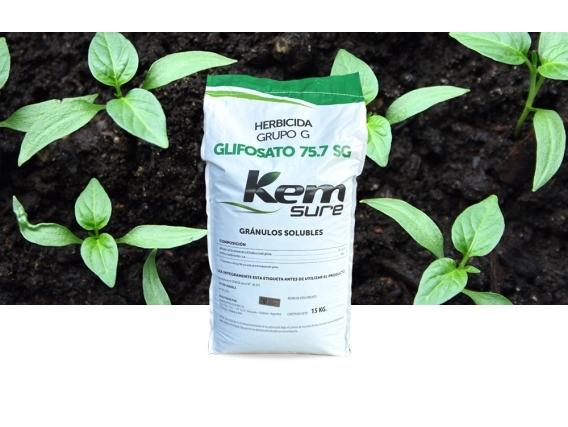 Herbicida Glifosato 75.7 SG