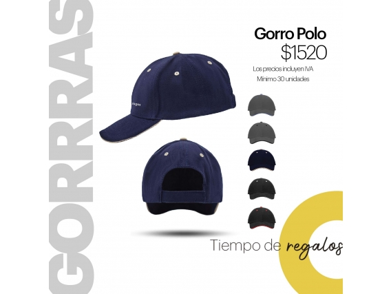 Gorro Polo