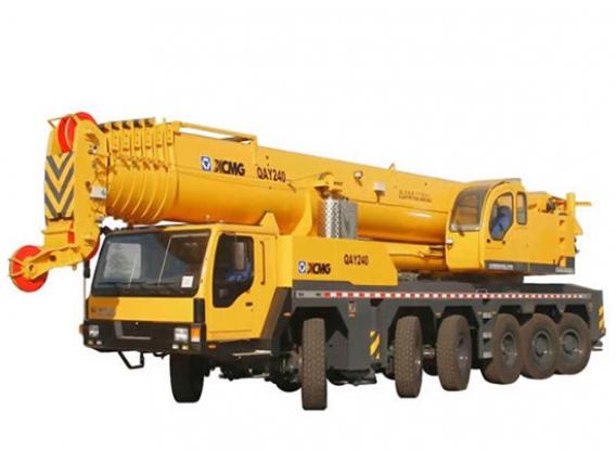 Grúa Xcmg Qay 240