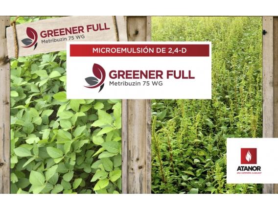 Herbicida Greener Full WG - Metribuzin