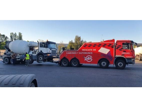 Gruas Auxilio Para Camiones