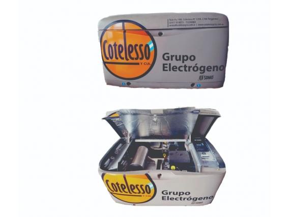 Grupo Electrógeno 17 Kva Gas