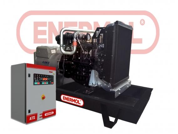 Grupo Electrógeno Enermol 62 Kva