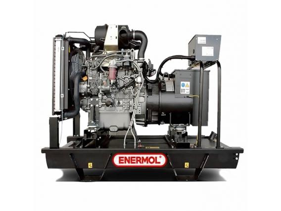 Grupo Electrógeno Enermol 66 Kva Mwm