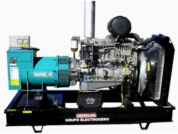 Grupo Electrógeno Mwm 6.10T