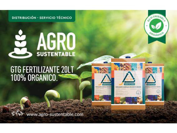 Fertilizante GTG para Tomate x 20 Litros