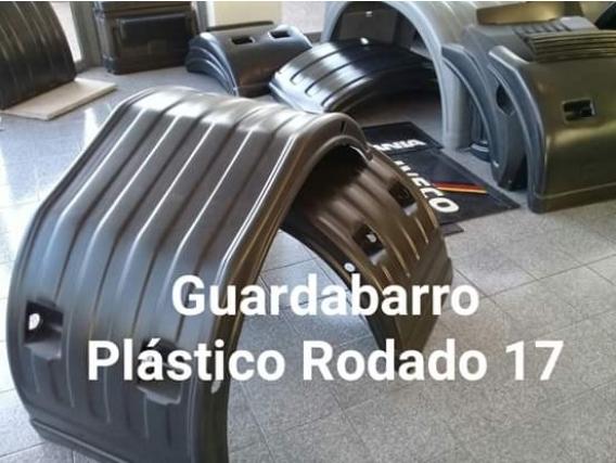 Guardabarro Plastico Rodado 16/17 Belvedere