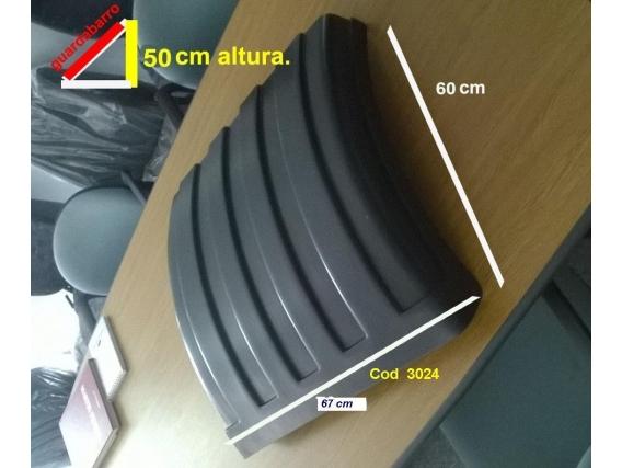 Guardabarros Plastico Bajada Semirremolque//carrocerias