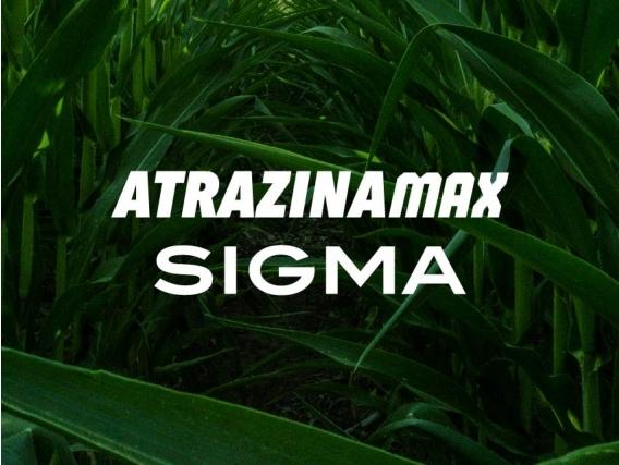 Herbicida Atrazina 90 Max Sigma - Sigma Agro