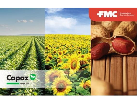 Herbicida Capaz® 50 SC Sulfentrazone - FMC