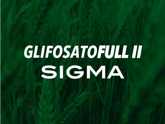Herbicida Glifosato Full II Sigma - Sigma Agro