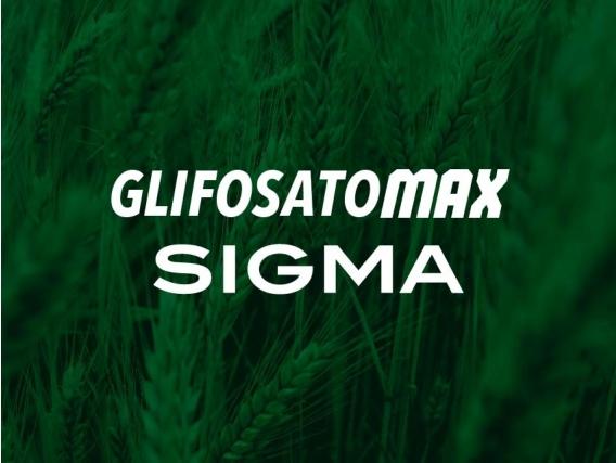 Herbicida Glifosato Max Sigma - Sigma Agro