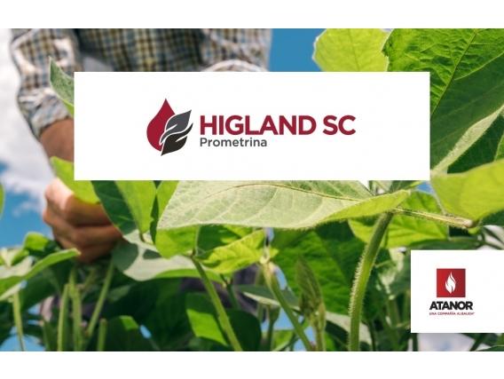 Herbicida Higland SC Prometrina - Atanor