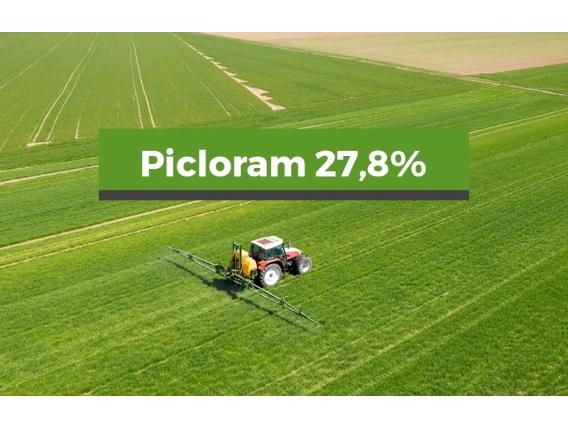 Herbicida Picloram 27,8%